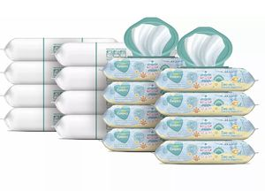 Pampers Baby Wipes 8 Pop-Top Packs and 8 Refill Packs for Sale in Perth Amboy, NJ