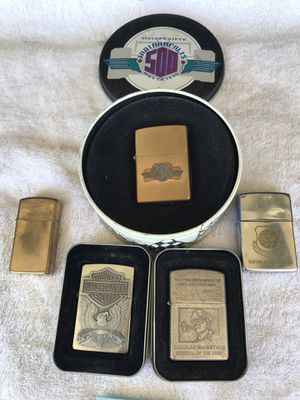 Zippo Lighters for Sale in Anaheim, CA