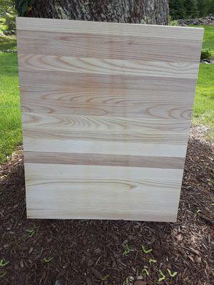 Brand New Oak Butcher Block for Sale in Medfield, MA