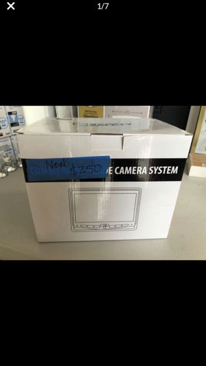 Rearview safety camera new for Sale in Battle Ground, WA
