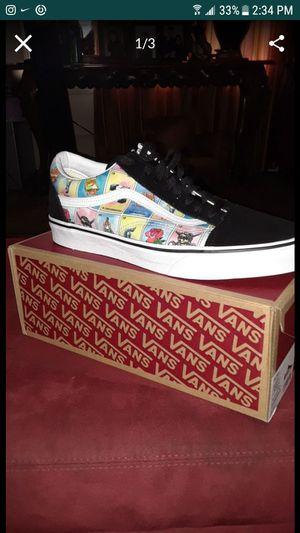 "Men's vans shoes .."" Los Vans "" size 12 for Sale in Santa Ana, CA"