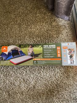 Twin air bed mattress for Sale in Gilbert,  AZ