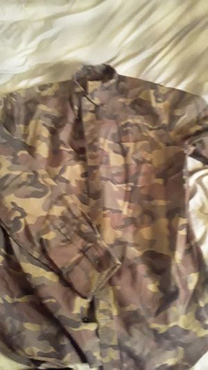 Oxford camo shirt for Sale in The Bronx, NY