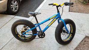 "20"" mongoose Kong bike for Sale in Mesa, AZ"
