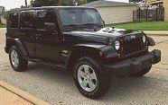 2007 Jeep Wrangler Unlimited 4 Door Sahara for Sale in Las Vegas, NV