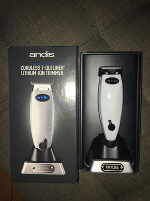 Andis Cordless T Outliners for Sale in Montgomery Village, MD