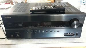 Onkyo Tx-sr608 7.2 HDMI reciever for Sale in Vista, CA