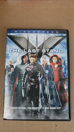 X-Men: The Last Stand (DVD, 2011) for Sale in Woodbridge, VA