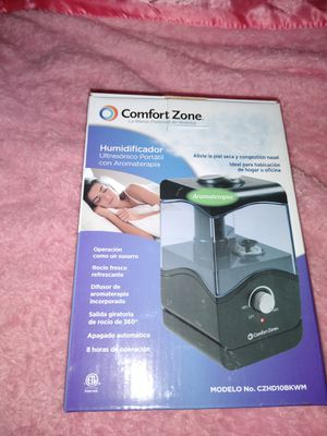 Humidifier by comfort zone for Sale in Salt Lake City, UT
