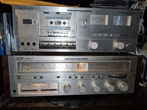 Marantz SR4000 stereo receiver for Sale in Seattle, WA