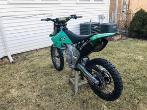 2003 Kawasaki kx 125cc for Sale in Franklin Park, IL