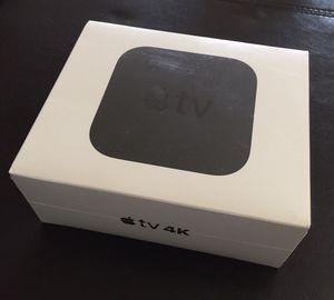 Apple TV 4K 64GB - Brand New for Sale in Irvine, CA