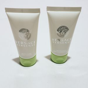 Authentic Versace Versense Body Lotion and Shower Gel for Sale in Laredo, TX