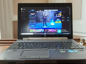 Hp elitebook gaming laptop for Sale in Millvale, PA