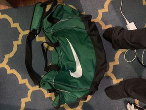 Nike green duffle bag for Sale in Richmond, VA