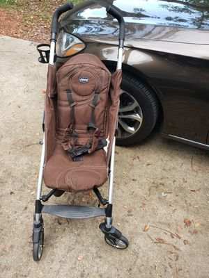 Chicco Brown Stroller for Sale in Lockhart, FL