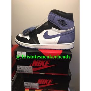 "Air Jordan 1 ""Blue Moon"" Men's Size 10.5 $300 for Sale in New York, NY"