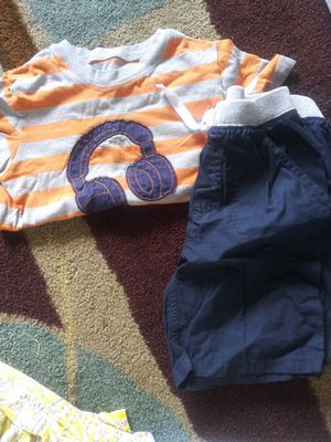 Boys 5t short outfit for Sale in Lancaster, PA