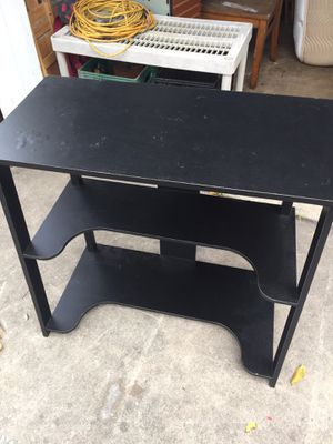 Tv stand with shelves for Sale in Corpus Christi, TX