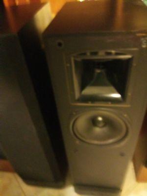 Klipsch KSF-8.5 main speakers for Sale in Port St. Lucie, FL