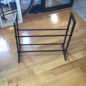 Shoe Rack (adjustable) for Sale in Mill Valley, CA