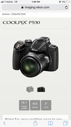 Nikon Camera for Sale in Florence, CO