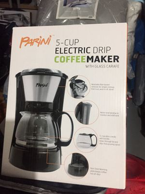 5 cups coffee maker for Sale in West Covina, CA