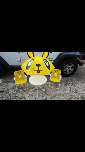Kids patio furniture for Sale in Grafton, OH
