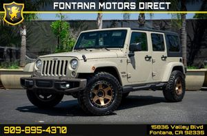 2017 Jeep Wrangler Unlimited for Sale in Fontana, CA