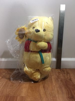 New from Japan Disney Pooh plushie for Sale in Milpitas, CA