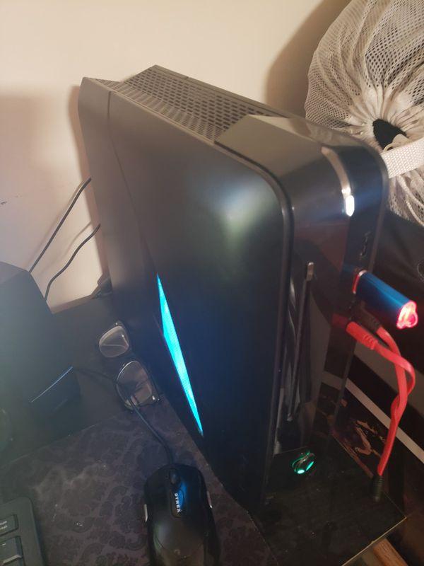 Alienware gaming computer