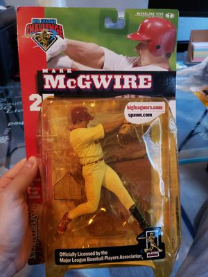 Mark McGwire McFarlane Toy/Figure for Sale in Katy, TX