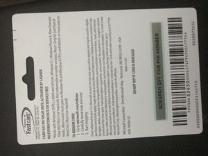 Xbox Codes $25 and $50 for Sale in The Bronx, NY