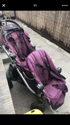 City select double stroller for Sale in Santa Monica, CA
