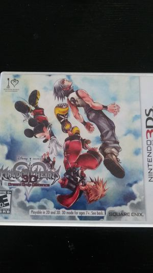 """Kingdom hearts 3d dream drop distance """"3ds for Sale in Los Angeles, CA"""