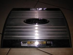 BOSS CX950 Chaos Exxtreme 2 Ch 2000W Car Stereo Amplifier for Sale in Orlando, FL