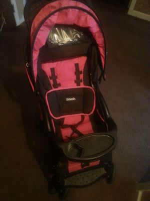 Pink and Black Stroller for Sale in Richmond, VA