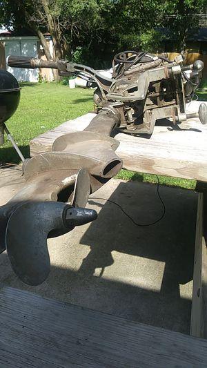 Martin 1940-1950 era complete outboard boat motor for Sale in Joliet, IL