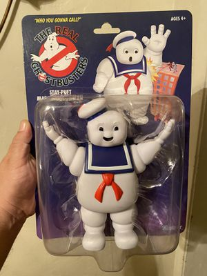 Kenner Ghost Buster figures ( Stay Puft / Slimer ) for Sale in San Diego, CA