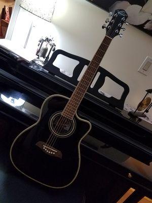Oscar Schmidt OG1CEB 3/4 Size Electric Acoustic for Sale in West Covina, CA