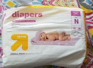 Newborn diapers for Sale in Pikesville, MD