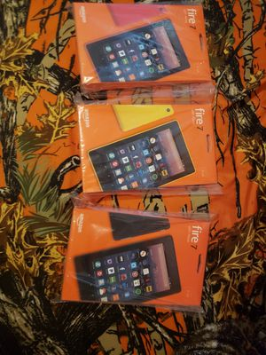 Amazon Fire 7 tablet for Sale in Tarpon Springs, FL