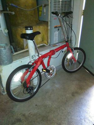 7speed aluminum folding bike for Sale in Tracy, CA