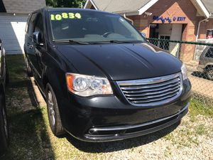 2012 Chrysler Town and Country mini van for Sale in Akron, OH