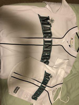 Mariners Jerseys for Sale in Auburn, WA