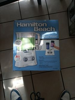 Hamilton beach dual Wave Blender for Sale in Chicago,  IL