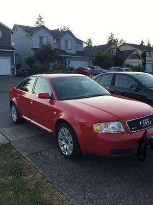 2000 Audi A6 V8 for Sale in Tacoma, WA