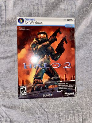 Halo-2 for the PC for Sale in West York, PA