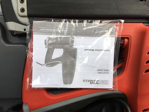 Electric nail gun EBN320 r.e.d for Sale in Woodbridge, VA
