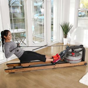 Life Fitness Row CX - water rower trainer rowing machine for Sale in Santa Ana, CA
